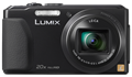 Panasonic announces DMC-ZS30 and DMC-ZS25 cameras