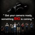 Canon India teases 'something big' coming soon