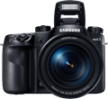 Samsung NX1 debuts with APS-C backside-illuminated CMOS