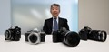 CP+ 2014: Olympus - 'our reason to exist is to push the envelope'