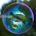 Photographing bubbles, one bubble at a time