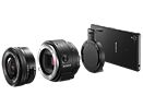 Sony introduces QX1 with APS-C sensor and E-mount for smartphones