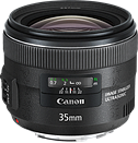 Canon announces 24-70mm f/4L IS USM and 35mm f/2 IS USM EF lenses