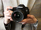 Canon EOS 5D Mark III hands-on preview and video