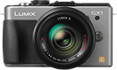 Panasonic Lumix DMC-GX1 Review