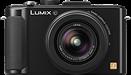 Panasonic announces Lumix DMC-LX7 with F1.4-2.3, 24-90mm equiv. lens
