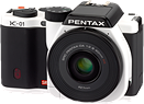 Just Posted: Pentax K-01 review