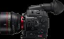 Canon unveils EOS C500 4K cinema video camera and four lenses