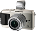 Olympus launches VF-3 and announces E-PL3 US pricing