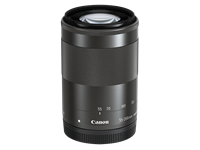 Canon UK announces EF-M 55-200mm f/4.5-6.3 IS STM for EOS M