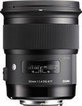 Sigma announces all-new 50mm F1.4 DG HSM 'Art' lens