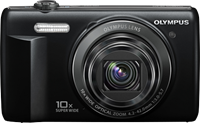 Olympus releases VR-340 mid-range 10x compact superzoom