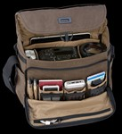 Tamrac launches rugged-looking photo messenger bags