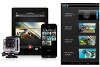 GoPro's iOS and Android apps updated with social sharing