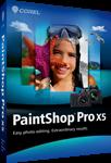 Corel announces PaintShop Pro X5
