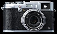 Fujifilm X100S Digital Split Image focus - how it works