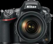 Nikon D800 and D800E 36MP full-frame DSLRs announced