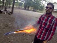Amateur filmmaker builds 'bullet time' rig for less than $100
