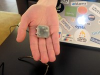 Founders of Memoto wearable camera capture 10,000 pictures at SXSW