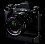 Pictures emerge showing widely-leaked Fujfilm 'X-T1'