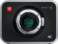 Blackmagic Production Camera 4K available now for $3000
