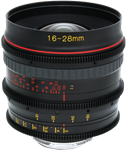 Kenko Tokina enters cine lens market with 16-28mm T3.0 wide zoom