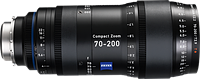 Carl Zeiss launches CZ.2 70-200/T2.9  Compact Tele Zoom cine lens