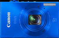 Canon announces ELPH 520 HS and ELPH 110 HS style compacts