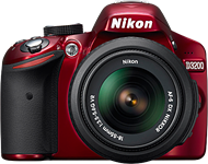 Nikon updates entry-level DSLR with 24MP D3200 and optional WiFi