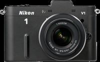 Nikon posts firmware update for V1 small sensor mirrorless camera