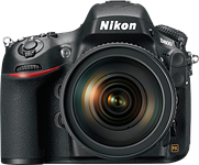 Nikon issues firmware updates for D4 and D800/D800E