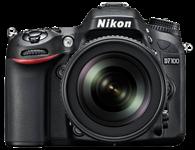 Nikon unveils D7100 mid-level 24MP APS-C DSLR with no low-pass filter