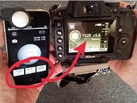 Luxi turns smartphones into incident light meters