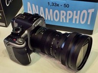 SLR Magic creates Anamorphot 1,33x – 50 lens adaptor for movie makers