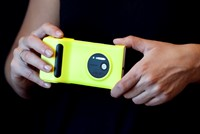 First impressions and photos from Nokia's 41MP Lumia 1020