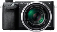 Sony announces NEX-6 16MP enthusiast mirrorless camera with Wi-Fi