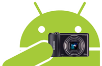Samsung doesn't deny Android-based camera