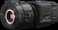 Sony announces NEX-FS700 '4k-ready' E-mount camcorder