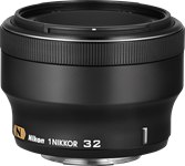 Nikon introduces 1 Nikkor 32mm f/1.2 portrait lens for 1 System