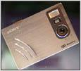 Sony Credit Card Cam!