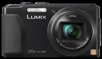 Panasonic announces DMC-ZS30 and DMC-ZS25 cameras