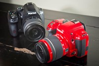 First impressions of the Pentax K50 and K500