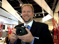 Photokina 2012: Interview - John Carlson of Pentax