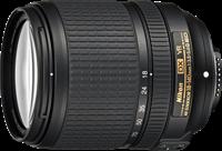 Nikkor 18-140mm F3.5-5.6G ED VR hints at mid-range DSLR