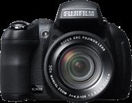 Fujifilm reveals HS30EXR 30x CMOS superzoom with Raw