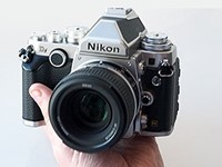 Hands-on with the retro Nikon Df