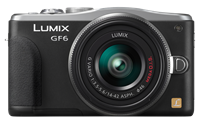 Panasonic unveils DMC-GF6 with Wi-Fi and NFC capabilities