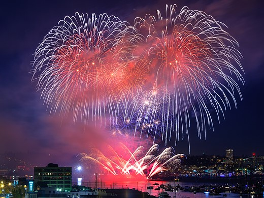 Photographing fireworks: The basics and then some 2