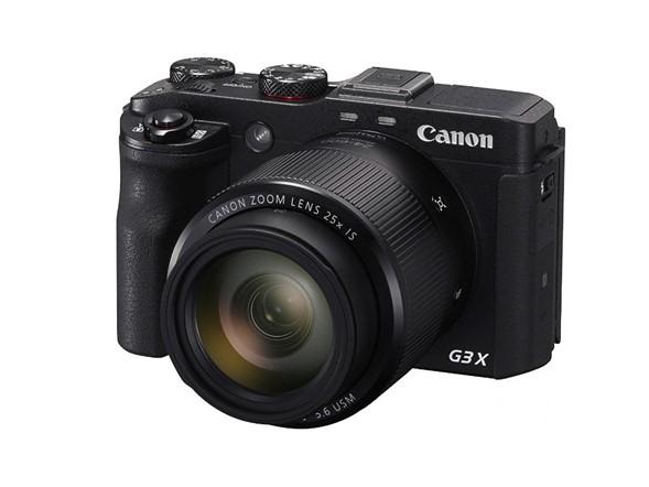 Canon ra mắt G3X: cảm biến 1 inch, zoom quang học 25x - 77558