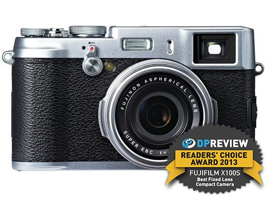 Best Fixed-lens Compact Camera of 2013 - Winner: Fujifilm X100S